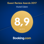 Booking Guest Review Award 2017
