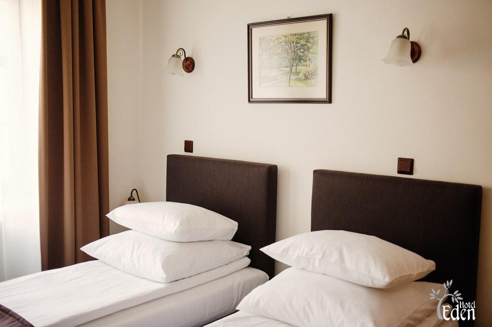 Pokój dla niepełnosprawnych Hotel Eden