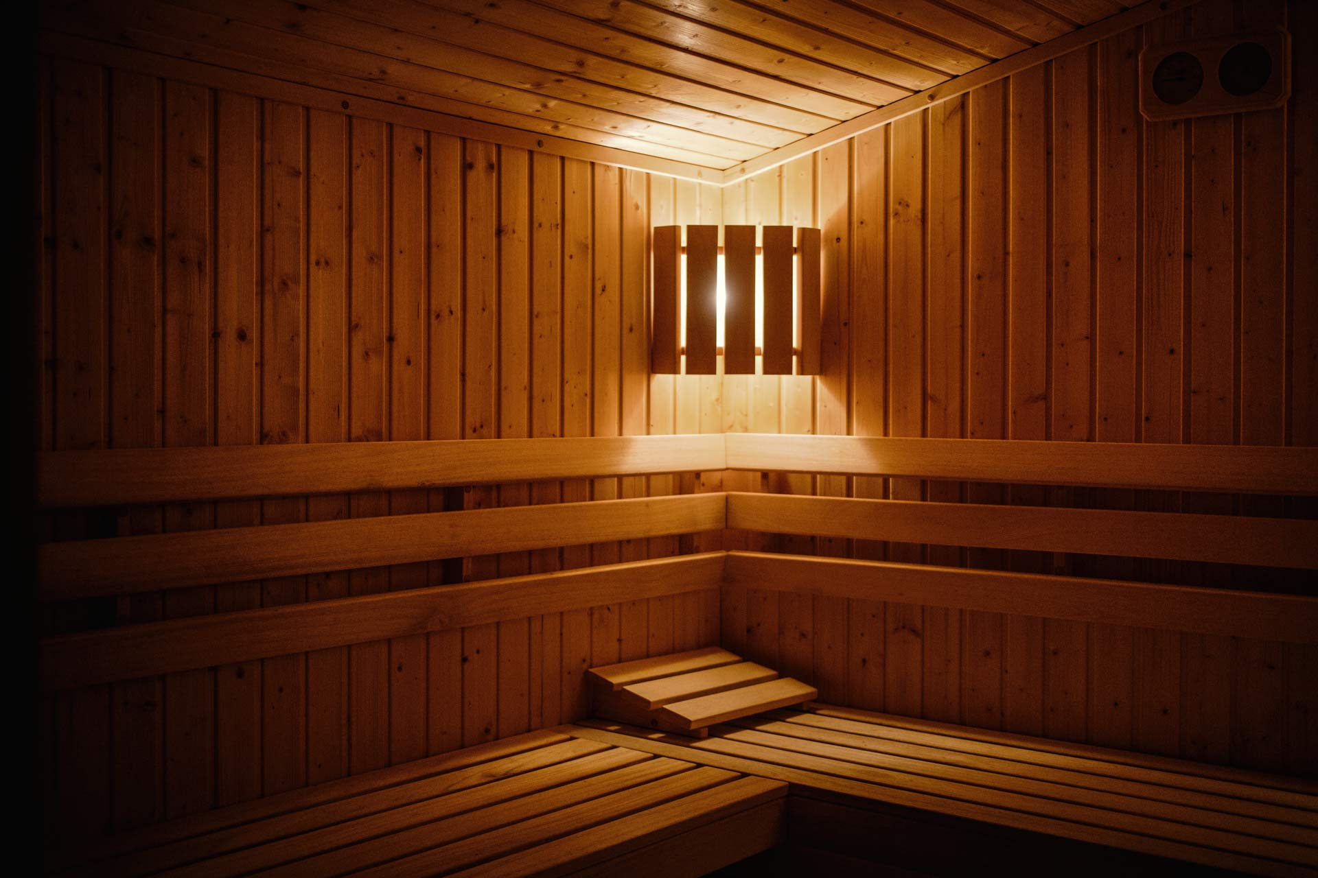 Hotel Eden Sauna